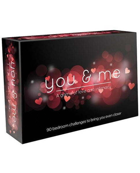 You & Me - A Game Of Love & Intimacy-LoveBoxToys.com