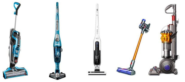 The Best Vacuum Cleaners UK 2018 | The Top Choice In Every Category
