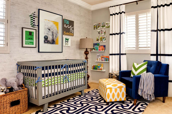 How to Give Your Nursery a Stylish Design Upgrade Using Wall Art