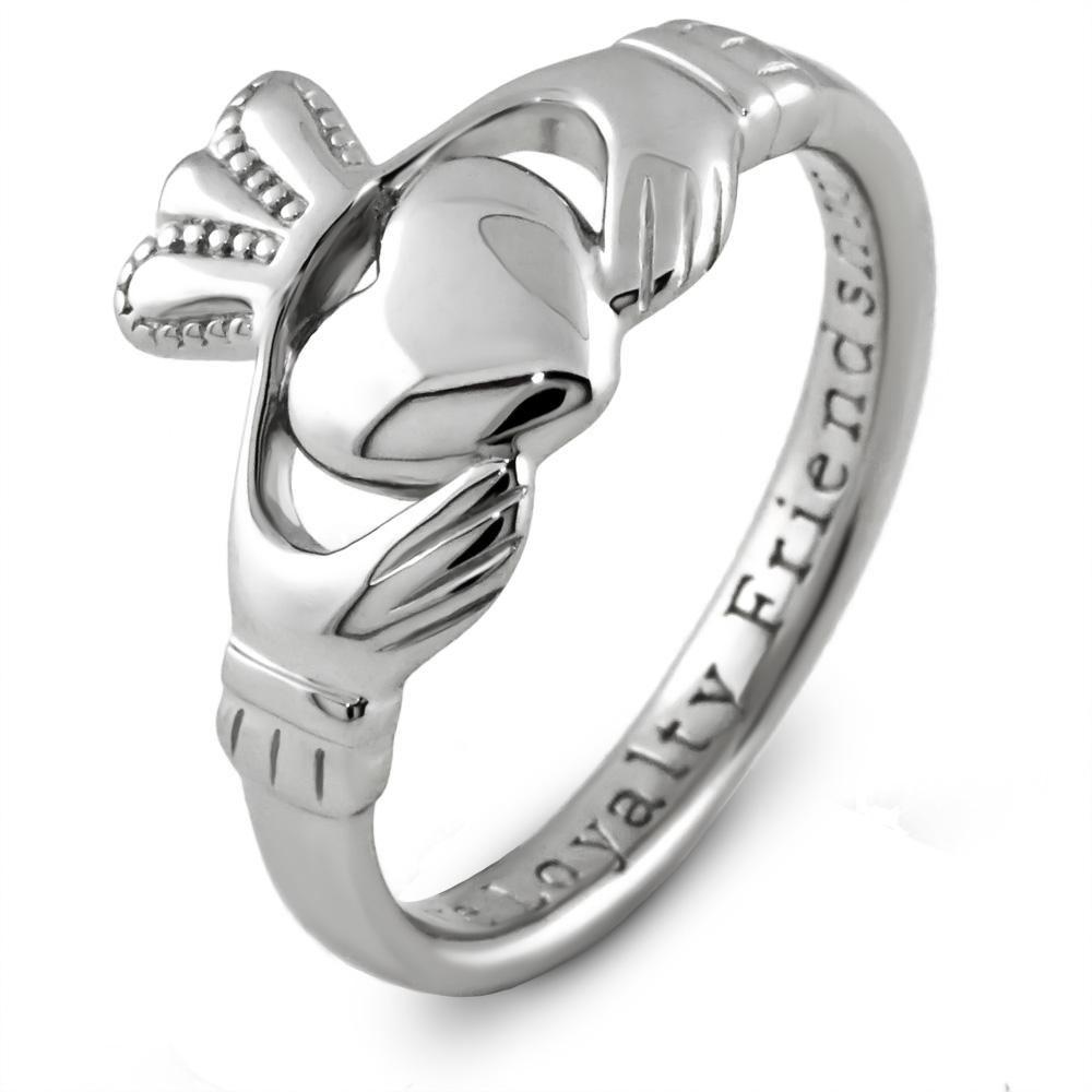 Claddagh ring free international shipping on all orders please read our shipping page for more information biocorpaavc Gallery