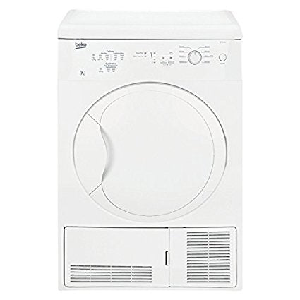 Beko DC7112W 7kg Freestanding Condenser Tumble Dryer