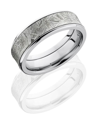 Cobalt Men's Wedding Rings