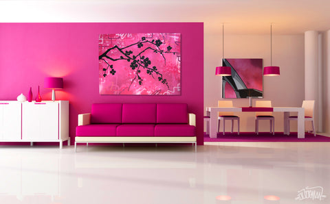 How the Right Colours Can Transform Your Homes Wall Art