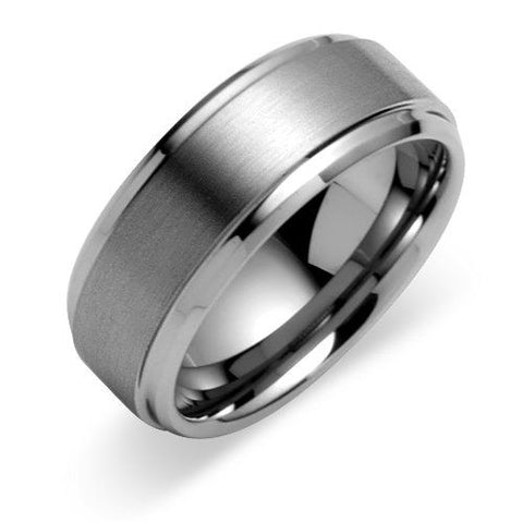 Titanium Men's Wedding Rings