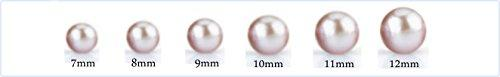 4mm White Rice Freshwater Cultured Pearl Necklace