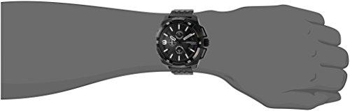 Diesel Men's DZ4395 Heavyweight Black Ip Watch