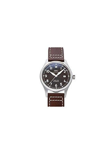 IWC Pilot Mark XVIII Edition Automatic Brown Dial Mens Watch IW327003