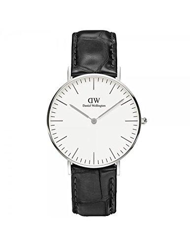 DANIEL WELLINGTON - Watch Daniel Wellington READING Ref DW001000058-Ø36-SV-leather