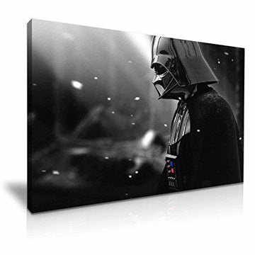 Star Wars Darth Vader Canvas Wall Art Picture Print 76cmx50cm