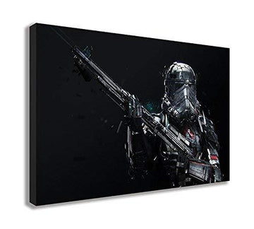STAR WARS DEATH TROOPERS CANVAS WALL ART (30