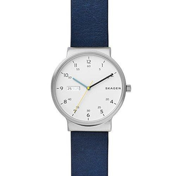 Skagen Mens Wrist Watch Ancher SKW6455