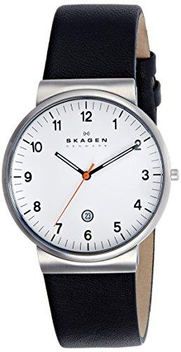 Skagen SKW6024 Mens White and Black Klassik Watch