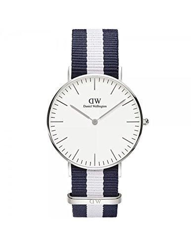 DANIEL WELLINGTON - Watch Daniel Wellington GLASGOW Ref DW00100047-Ø36-SV-nato