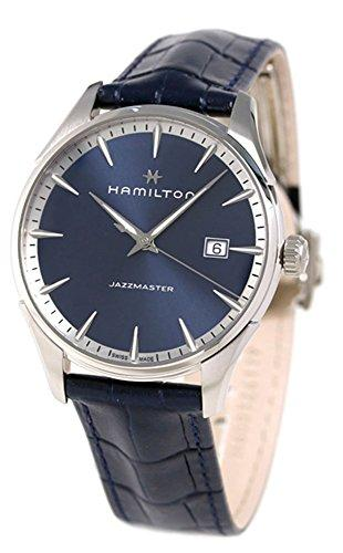 [Hamilton] HAMILTON watch jazz master stringent Date H32451641 Men's [regular imported goods]