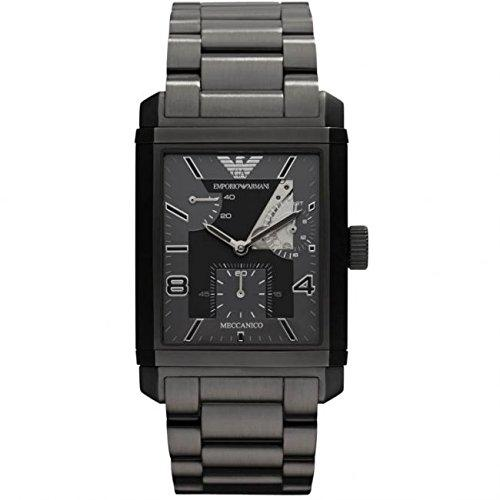 Mens Emporio Armani Meccanico Automatic Watch AR4242