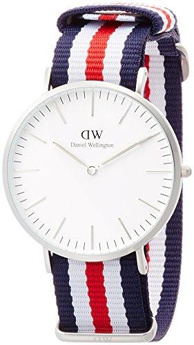 [Daniel Wellington] DanielWellington watch ClassicCanterbury white dial DW00100016 Men's parallel import goods]