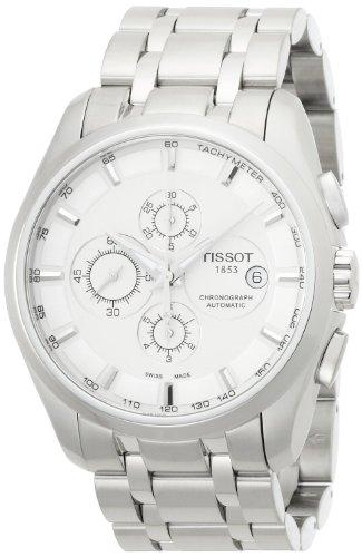TISSOT watch COUTURIER Couturier Automatic Chronograph T0356271103100 Men's [regular imported goods]