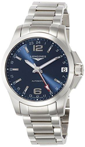 Watch Longines Conquest GMT Man l36874996