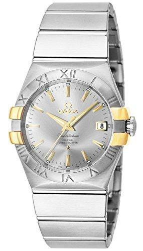 OMEGA wristwatch Constellation Co-Axial automatic 123.20.35.20.02.004