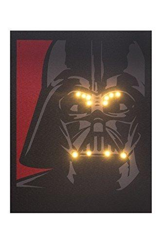Darth Vader - Illuminated Canvas