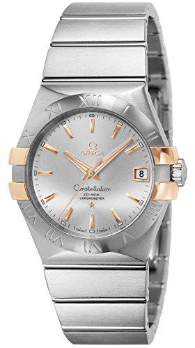 OMEGA wristwatch Constellation Co-Axial automatic 123.20.38.21.02.004
