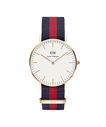 DANIEL WELLINGTON - Shows mixed 36 mm DANIEL WELLINGTON OXFORD ROSE GOLD DW00100029