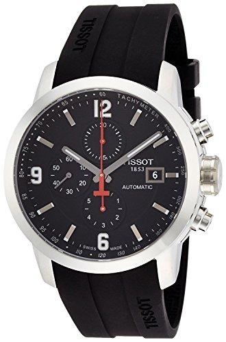TISSOT watch PRC200 Autochrono T0554271705700 Men's [regular imported goods]
