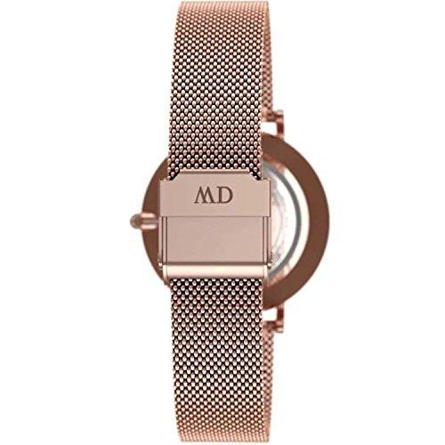 Daniel Wellington Classic Petite Melrose Quartz Watch rosegold