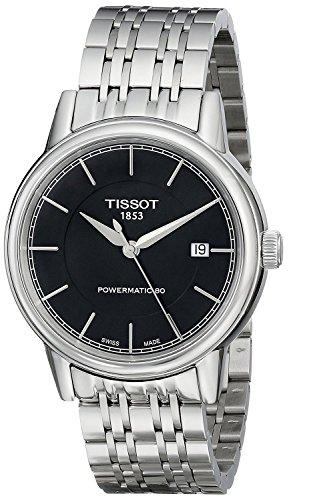 TISSOT watch Carson Automatic T0854071105100 Men's [regular imported goods]