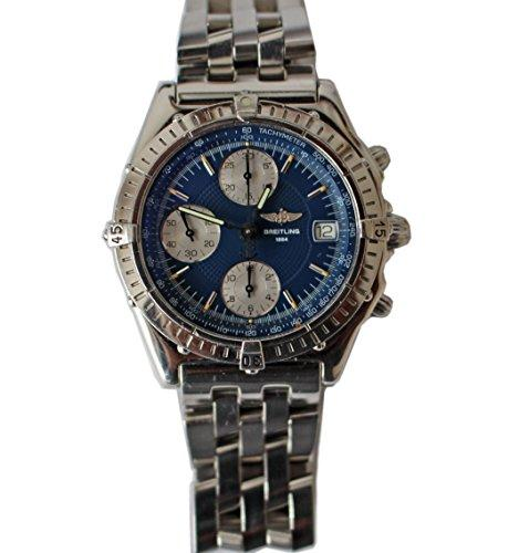 BREITLING GENTS CHRONOMAT AUTOMATIC WRISTWATCH SOFT BOX