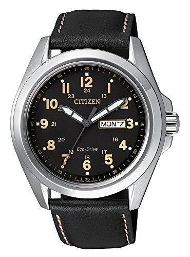Citizen Mens ECO-DRIVE Analog Casual Solar Watch AW0050-07E