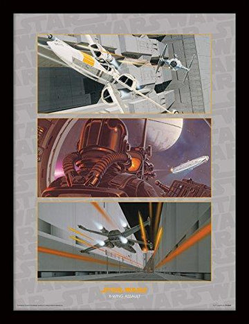 Star Wars (X-Wing Assault 30 x 40cm Memorabilia