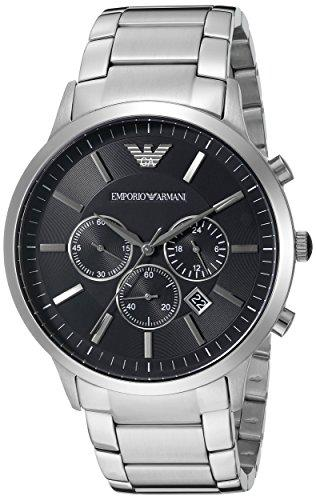 Mens Emporio Armani Chronograph Watch AR2460