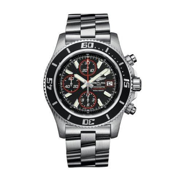 Breitling Men's Superocean Chronograph II Stainless Steel Watch