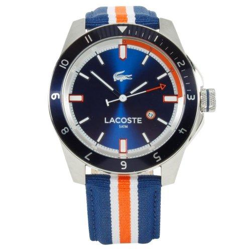 Blue Dial Mens Analog Casual Quartz Lacoste Watch Durban 2010700