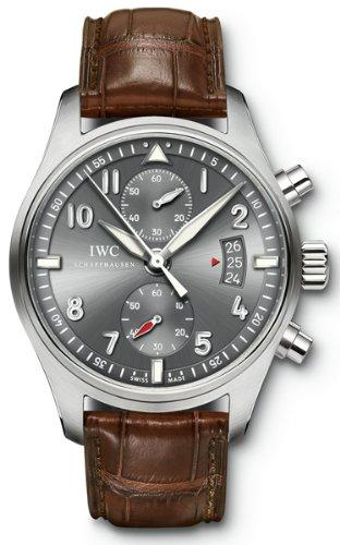 Iwc Spitfire Chronograph Mens Watch Iw387802