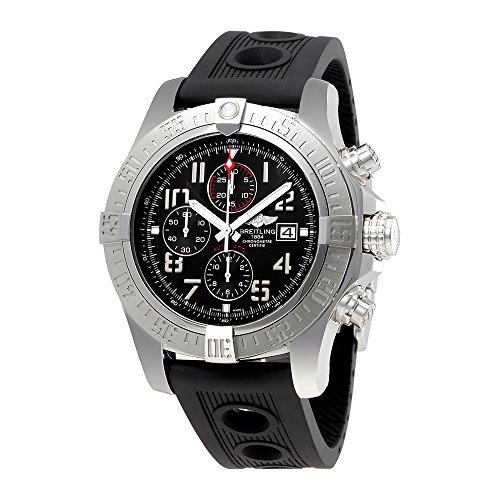 Breitling Super Avenger II A1337111_BC28_201S mens mechanical automatic watch