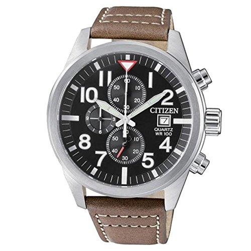 Citizen AN3620-01H mens quartz watch