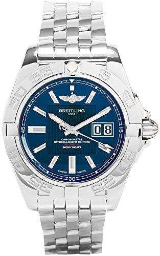Breitling Windrider Galactic 41 Mens Watch A49350L2/C806-366A