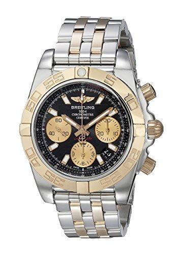 Breitling Men's CB014012-BA53 Two-Tone Watch