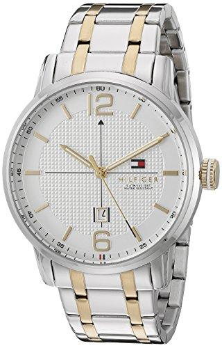Tommy Mens Tommy Hilfiger Analog Fashion Quartz Watch 1791214