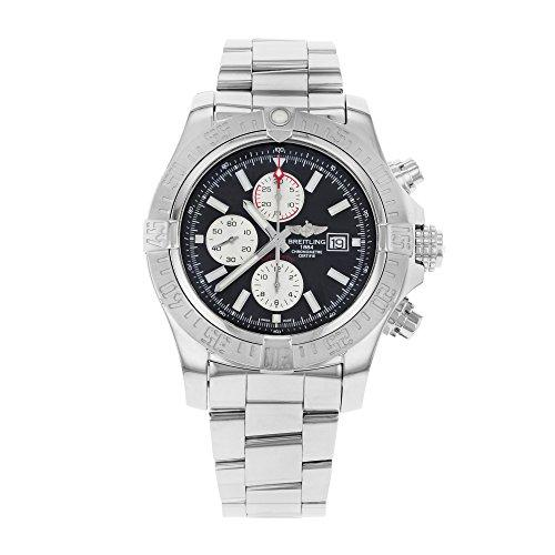 Breitling Super Avenger Men's Chronograph Watch - A1337111-BC29-168A