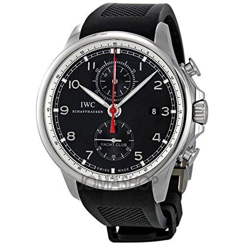 IWC IWC Portuguese Yacht Club Chronograph Mens Watch IW390210