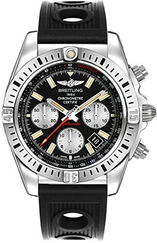 Breitling Chronomat 44 Airborne AB01154G/BD13-200S Steel Automatic Men's Watch