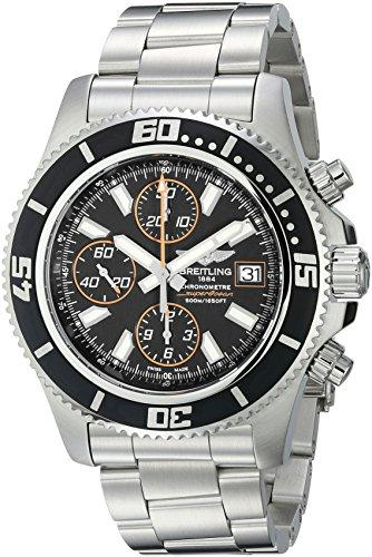 Breitling Men's A1334102-BA85 Superocean Stainless Steel Watch