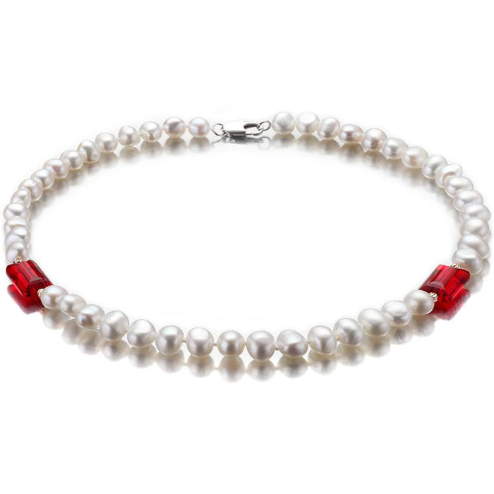 Lihwa Baroque Pearl Necklace