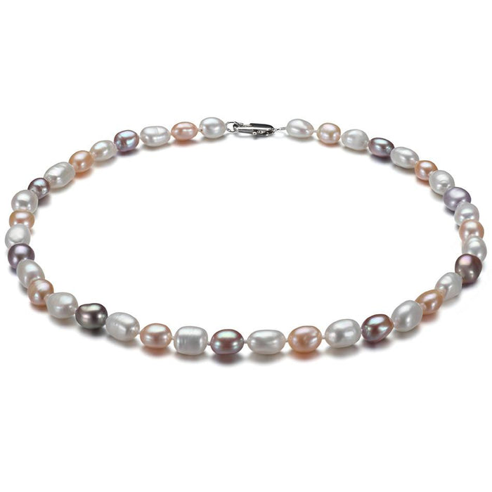 Linqin Baroque Pearl Necklace