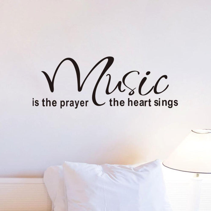 Music is The Prayer