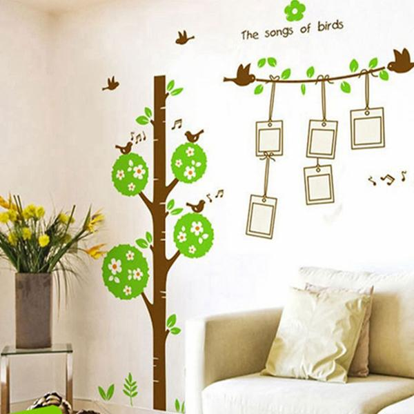 Wishing Tree Bedroom Wall Stickers