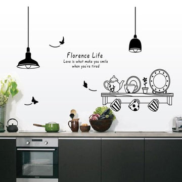 Florence Life Wall Stickers